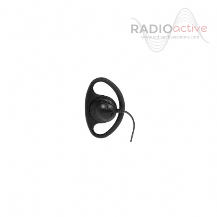 Icom D Shaped Earpiece